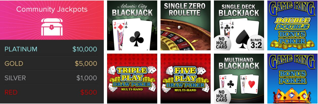 online casinos promo codes
