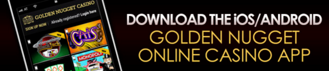 Golden Nugget Casino Bonus Code - Mobile