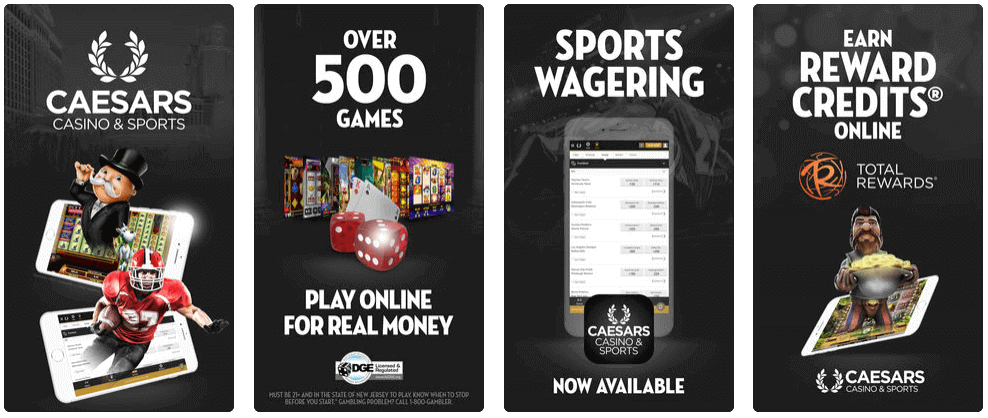 Caesars Casino Mobile App 2019