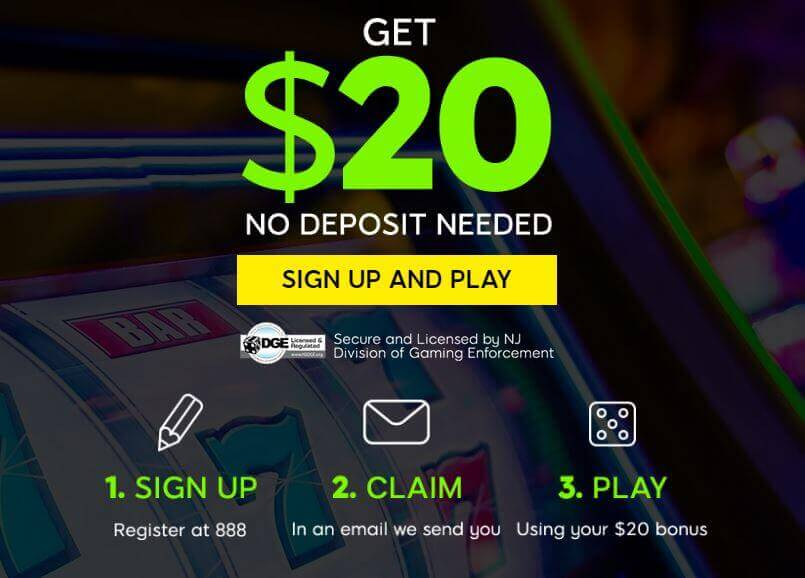 With the deposit and claiming procedure completed, depending on the value of your qualifying deposit, Resorts Casino will automatically credit your player account with a relevant amount of up to $1, in free bonus monies.